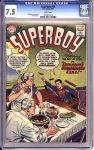 Superboy #59 CGC 7.5