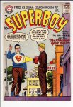 Superboy #60 VF/NM (9.0)