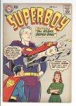Superboy #64 F- (5.5)