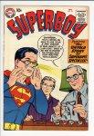Superboy #70 VF- (7.5)