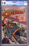Superman #102 CGC 7.0
