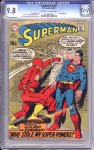 Superman #220 CGC 9.8