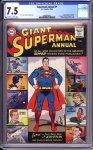 Superman Annual #1 CGC 7.5