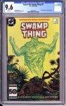 Swamp Thing #37 CGC 9.6