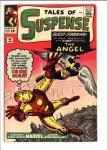 Tales of Suspense #49 F/VF (7.0)
