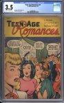 Teen-age Romances #1 CGC 3.5