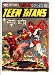 Teen Titans #21 VF+ (8.5)