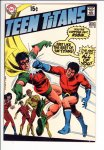 Teen Titans #28 F/VF (7.0)