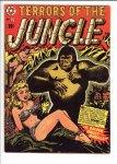 Terrors of the Jungle #19 F- (5.5)