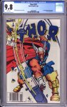 Thor #337 (Newsstand edition) CGC 9.8