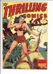 Thrilling Comics #60 F (6.0)