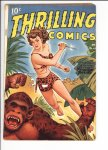 Thrilling Comics #65 VG- (3.5)