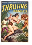 Thrilling Comics #71 VG (4.0)