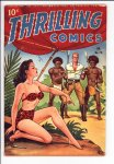 Thrilling Comics #70 VG/F (5.0)