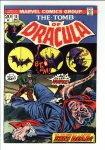 Tomb of Dracula #15 VF (8.0)
