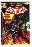 Tomb of Dracula #21 VF/NM (9.0)