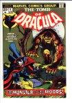 Tomb of Dracula #6 VF+ (8.5)