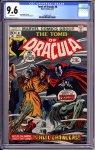 Tomb of Dracula #8 CGC 9.6