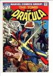 Tomb of Dracula #9 VF- (7.5)
