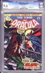 Tomb of Dracula #10 CGC 9.6