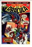 Tomb of Dracula #11 NM- (9.2)