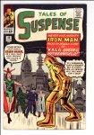 Tales of Suspense #43 F (6.0)