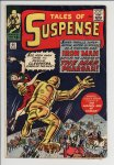 Tales of Suspense #44 G/VG (3.0)