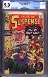 Tales of Suspense #48 CGC 9.0