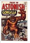 Tales to Astonish #18 VF- (7.5)