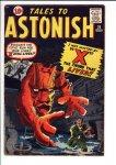 Tales to Astonish #20 F (6.0)