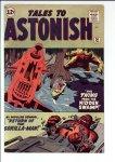 Tales to Astonish #30 F+ (6.5)