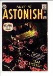 Tales to Astonish #33 F+ (6.5)