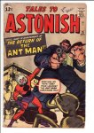 Tales to Astonish #35 VG (4.0)