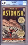 Tales to Astonish #36 CGC 7.0