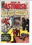 Tales to Astonish #45 VF- (7.5)