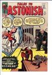 Tales to Astonish #45 VF- (7.5)