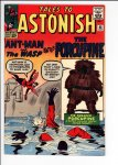 Tales to Astonish #48 NM- (9.2)