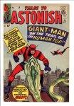 Tales to Astonish #55 VF- (7.5)