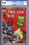 Two Gun Kid #110 CGC 9.4