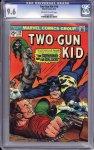 Two Gun Kid #118 CGC 9.6