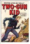Two Gun Kid #5 VG (4.0)