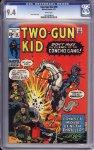 Two Gun Kid #96 CGC 9.4