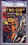 Two Gun Kid #99 CGC 9.6