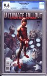 Ultimate Fallout #4 (2nd printing variant) CGC 9.6