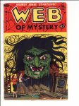 Web of Mystery #17 F- (5.5)