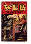 Web of Mystery #25 G+ (2.5)