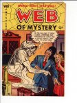 Web of Mystery #3 F+ (6.5)