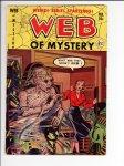 Web of Mystery #7 F/VF (7.0)