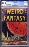 Weird Fantasy #13 CGC 8.5