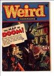 Weird Horrors #9 VG (4.0)